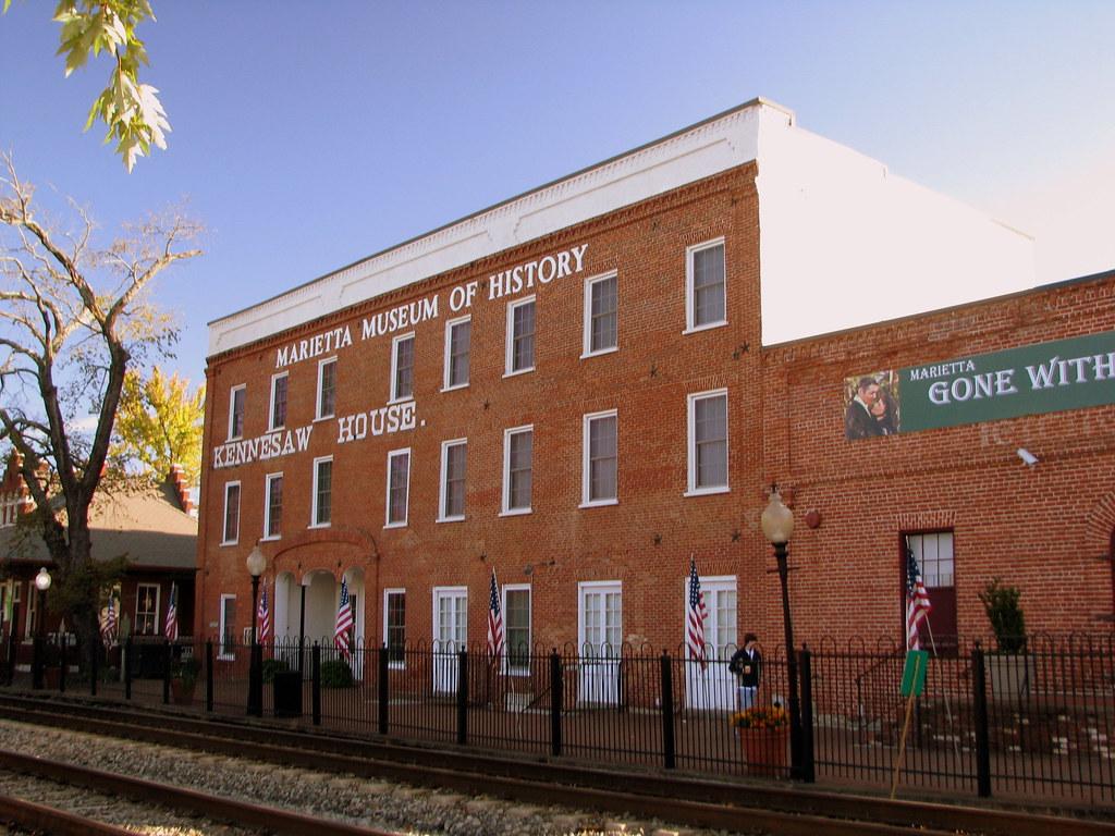 Marietta Museum of History